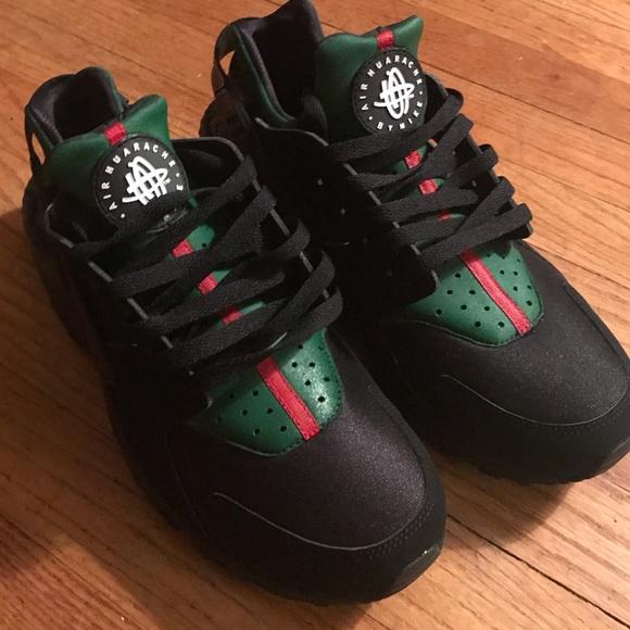 Brand New Custom Painted Gucci Nike Air